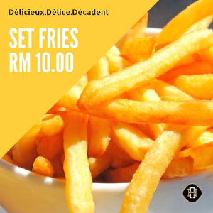 SET FRIES