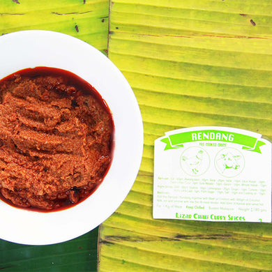 Rendang Pre-Cooked Sauce (5 packs per Quantity)