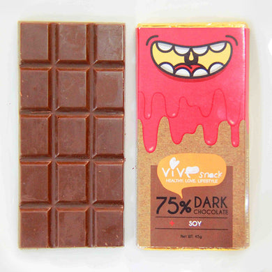 Soy Dark Chocolate Bar