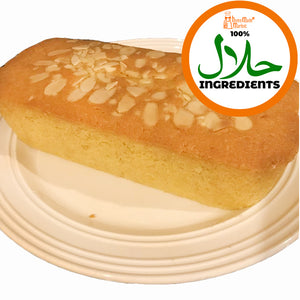 Sugee Almond Cake