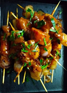 Chicken Shushlik