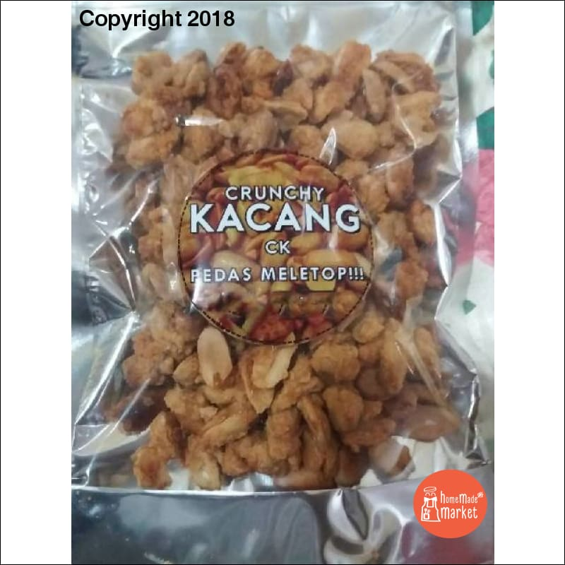 Crunchy Kacang - Crunchy Kacang - On Demand