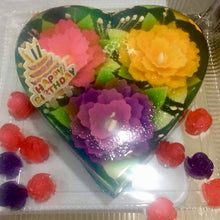 3D- Jelly Cake with Mini Jellies ( Large Size )