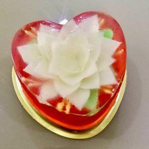 3-D Jelly Cakes (Medium Size)