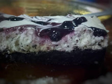 Creamy Blueberry Cheese Cake