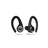 AIR Active 2.0 Matte Black Sport Earbuds (In Ear Wireless Headphones) - Friendie Audio Pty Ltd