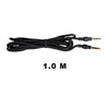 Audio Cable Rope Black - Limited Edition, Cord, Friendie Audio Pty Ltd, Friendie Audio Pty Ltd
