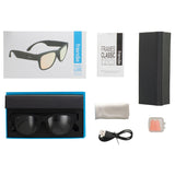 Frames Classic Clear Lens (Audio Eyewear), Sunglasses Headphones, Friendie Audio Pty Ltd, Friendie Audio Pty Ltd