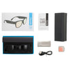 Frames Classic Stealth Black Lens (Audio Sunglasses), Sunglasses Headphones, Friendie Audio Pty Ltd, Friendie Audio Pty Ltd