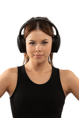 AIR Aura Matte Black (Over Ear Wireless), Over Ear Headphones, Friendie Audio Pty Ltd, Friendie Audio Pty Ltd