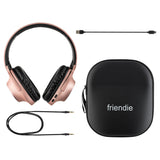 AIR PRO 2.0 Rose Gold (Over Ear Wireless Headphones) - Grade A, Secondarie, Friendie Audio Pty Ltd, Friendie Audio Pty Ltd