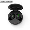 AIR ZEN 2.0 Matte Black Earbuds (In Ear Wireless Headphones) - Grade A, In Ear Headphones, Friendie Audio Pty Ltd, Friendie Audio Pty Ltd