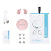 AIR ZEN 2.0 Paris Pink Earbuds (In Ear Wireless Headphones), In Ear Headphones, Friendie Audio Pty Ltd, Friendie Audio Pty Ltd