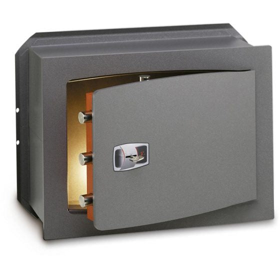 Burton DK Wall Safe Size 4K, www.homesafesupermarket.com, safes, crypto safes, home safes, fireproof safes