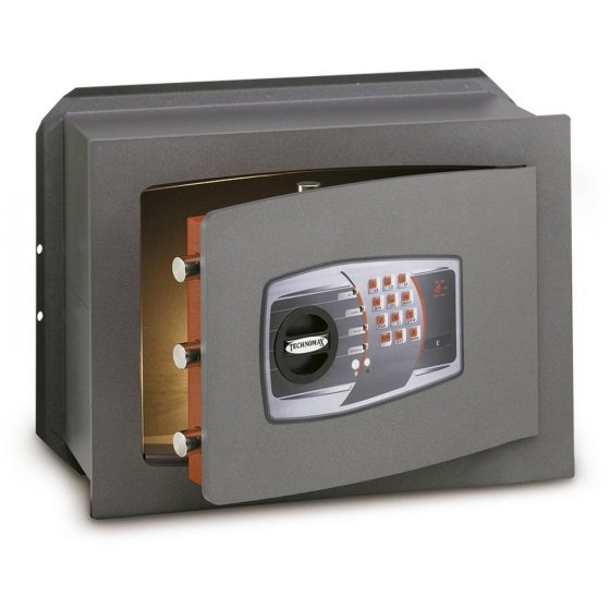 Burton DK Wall Safe Size 4E, www.homesafesupermarket.com, safes, crypto safes, home safes, fireproof safes