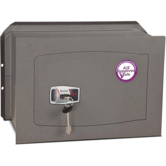 Burton DK Wall Safe Size 3K, www.homesafesupermarket.com, safes, crypto safes, home safes, fireproof safes