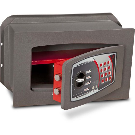Burton DK Wall Safe Size 2E, www.homesafesupermarket.com, safes, crypto safes, home safes, fireproof safes