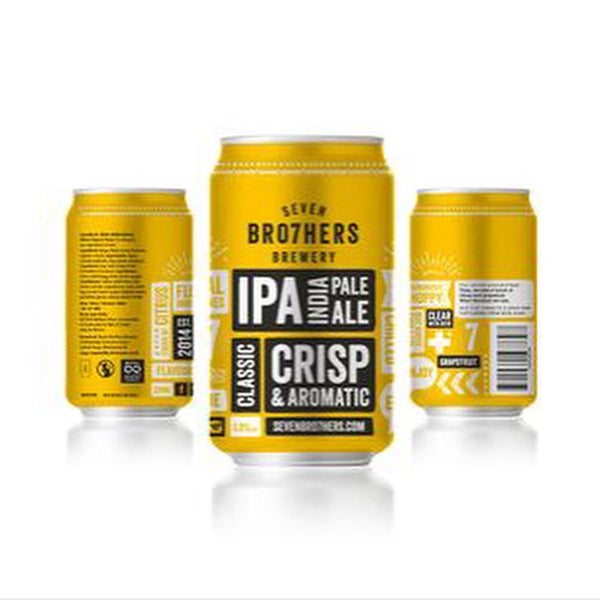 SEVEN BRO7HERS IPA 330ml can