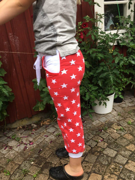PRINTED PATTERN / MØNSTERARK Every Day Cozy Pants child 50-164