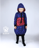 PDF-mønster/pattern: Balloon dress child size 98-164 (US 3T-14y)