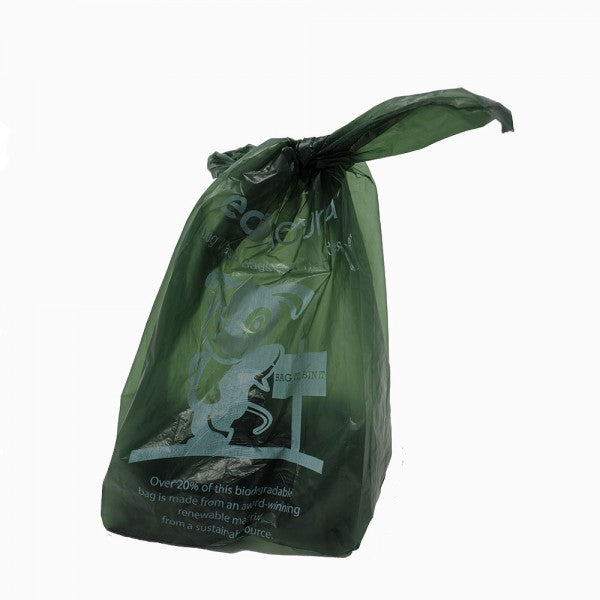 Ecohound Dog Poo Bags Medium - 300 Bags (Handles)