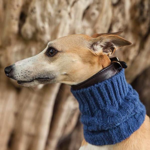 Dog Snood - Denim