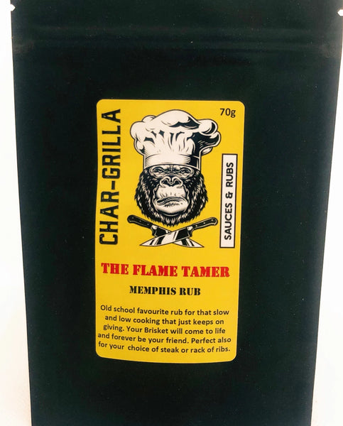 The Flame Tamer - Memphis Rub 70g