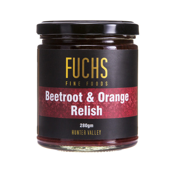 Beetroot & Orange Relish