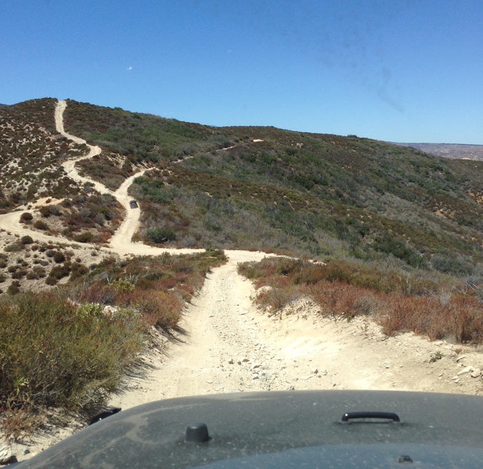 The general do's and don't for your first offroading trip
