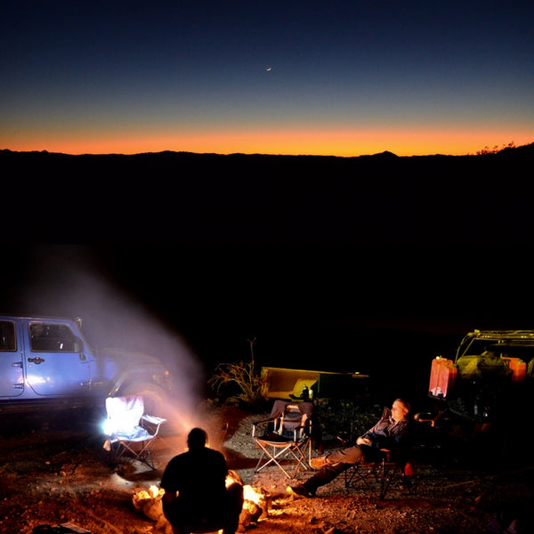 camping offroading off roading camp fire rigs