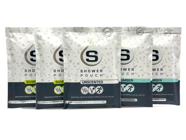 15-pack Shower Pouch (FREE SHIPPING)**