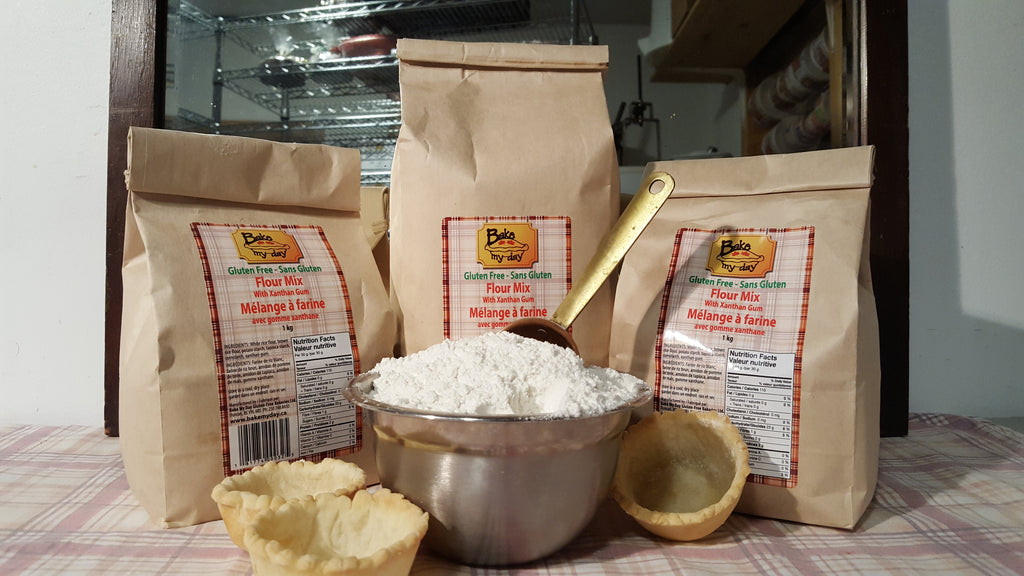 2kg Bake My Day Gluten-Free All Purpose Flour with Xanthan Gum