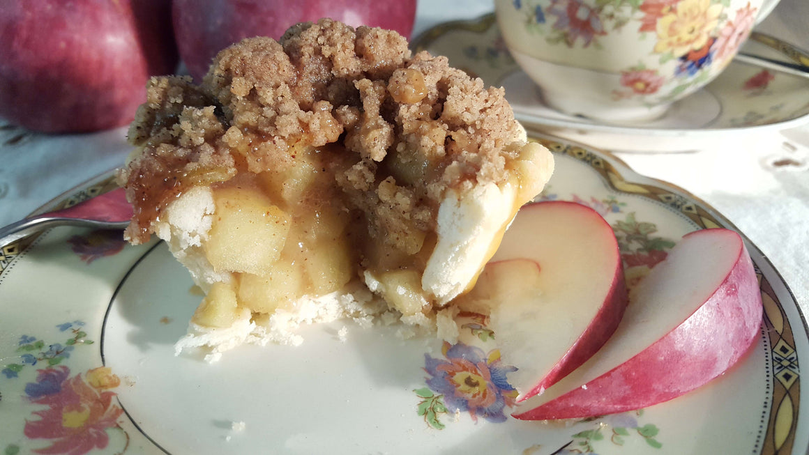 Caramel Apple Tart (Dairy-free) - 6 pack