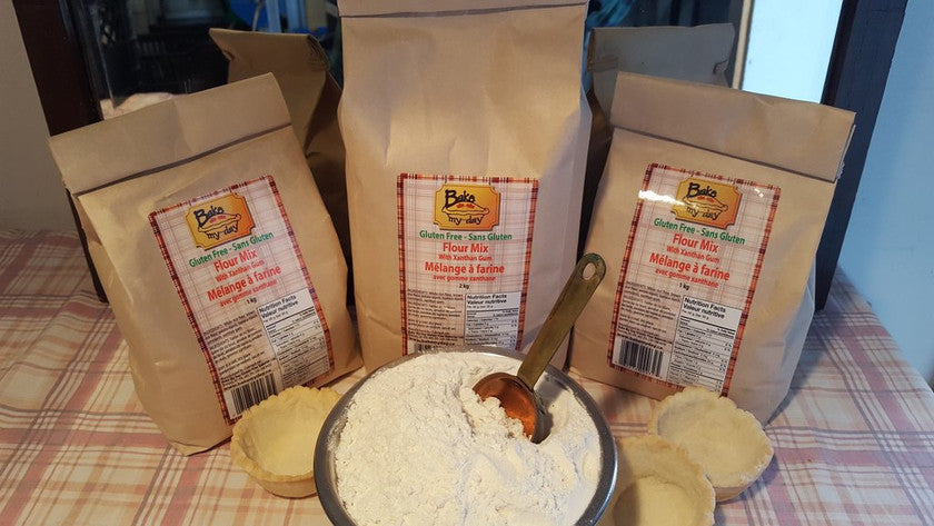 All Purpose Flour Mix