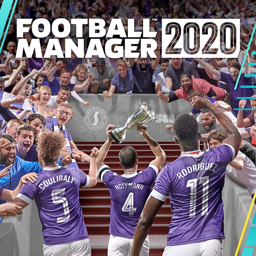Football Manager 2020 (PC Game)