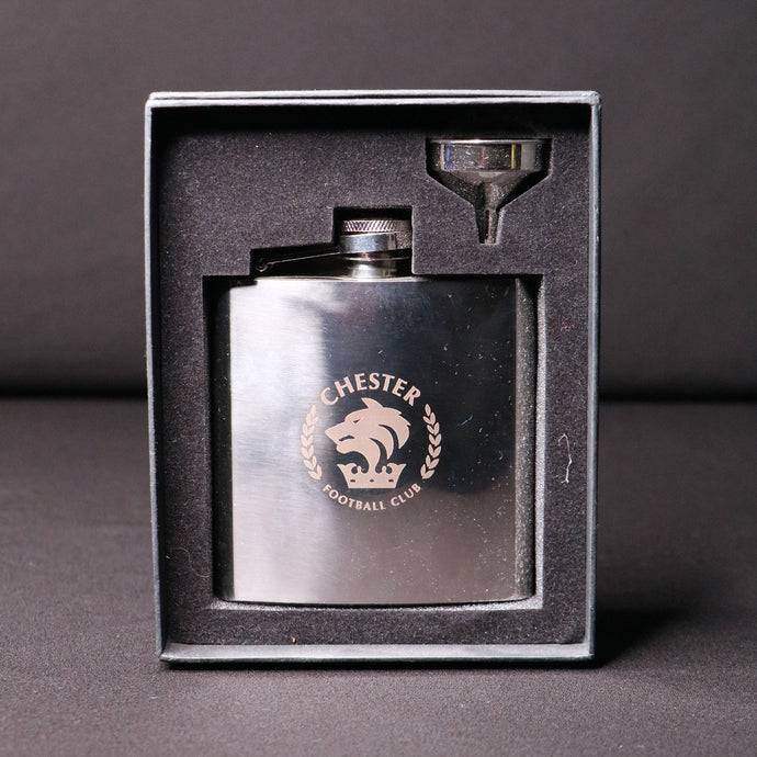 Chester FC Hip Flask