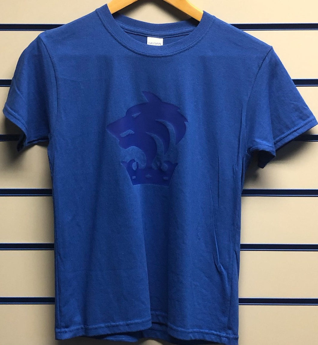 Chester FC Adult Royal Blue T-Shirt