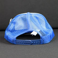 Chester FC Mesh Blue & White Baseball Cap