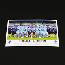 First Team Postcard