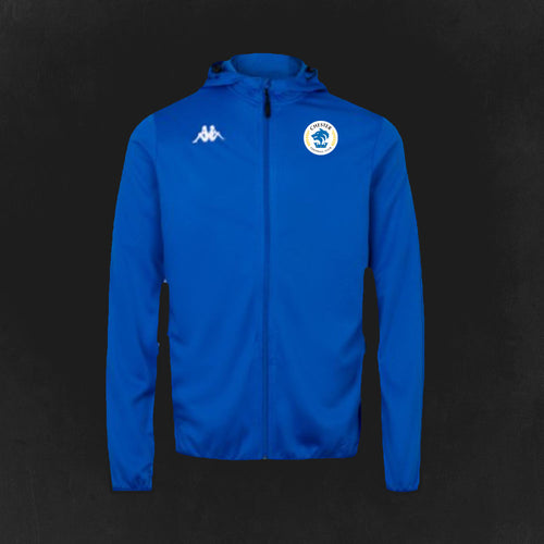 Adult Chester FC Kappa Zip Tracksuit Top
