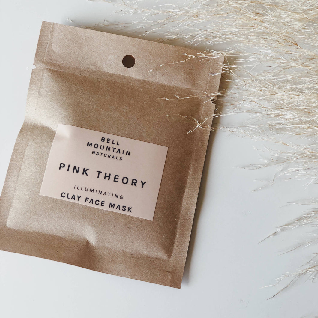 Pink Theory Clay Mask Sample Pack