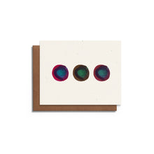 Three Circles | Blank Card