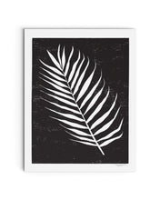 Tropical Leaf | Block Print