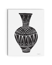 Tall Vase Illustration