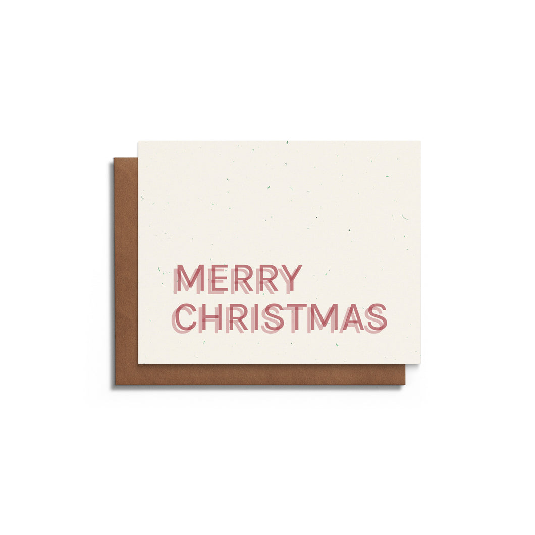 Eggnog Holiday Card | Humorous Christmas Card