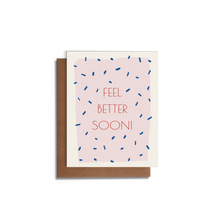 Feel Better | Break-up Card