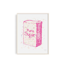 Pure Sugar - Kitchen Art Print