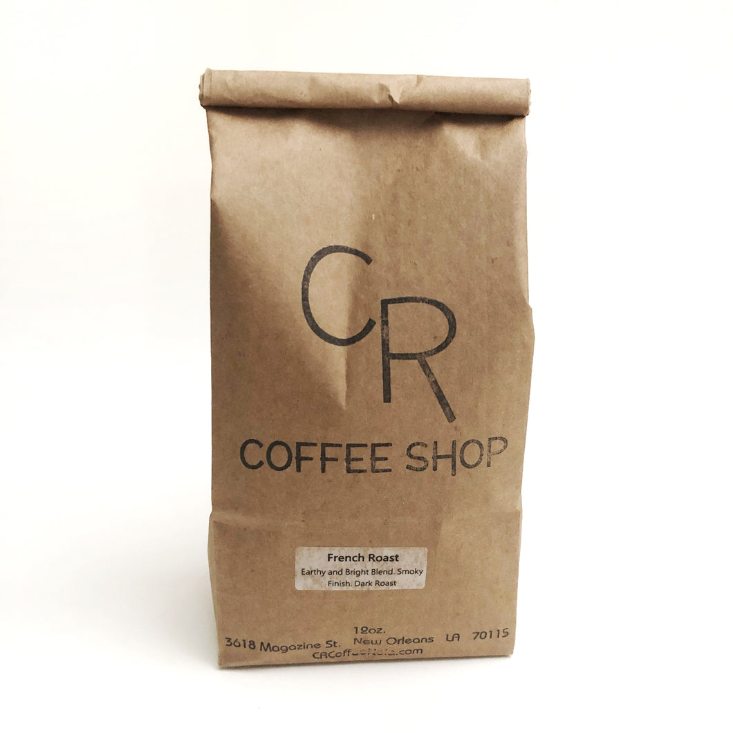 French Roast Coffee - Coast Roast