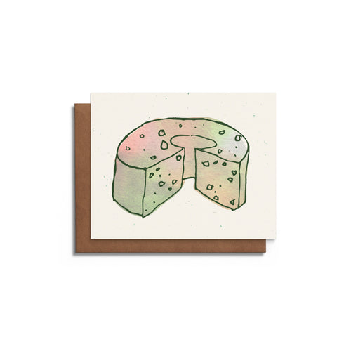 Fruitcake | Humorous Christmas Card