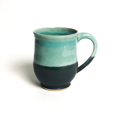 Double Dipped Stoneware Mug